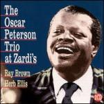 The oscar peterson trio at zardi's