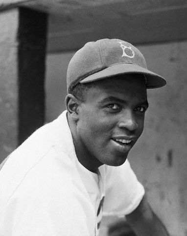 Jackie Robinson The Color